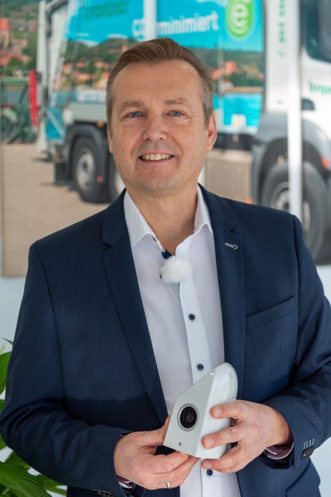 Portrait Dr. Wolfgang Domann