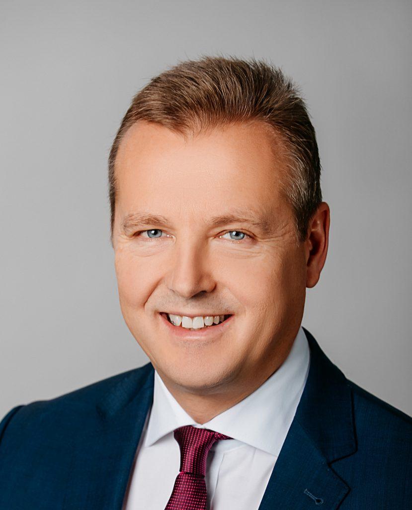 Wolfgang Domann Portrait