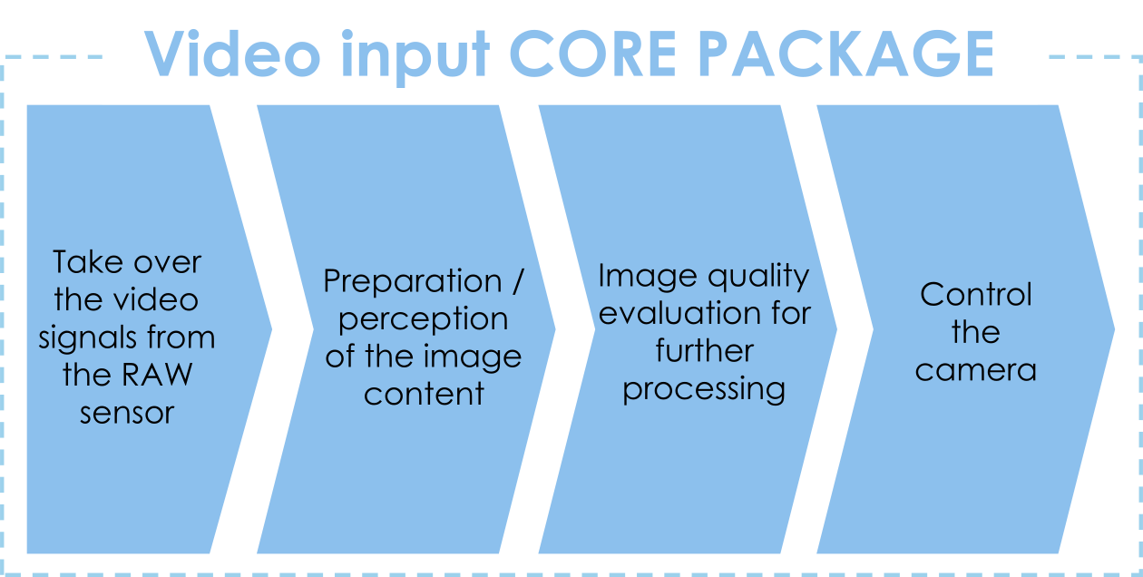 Video Input Core Package