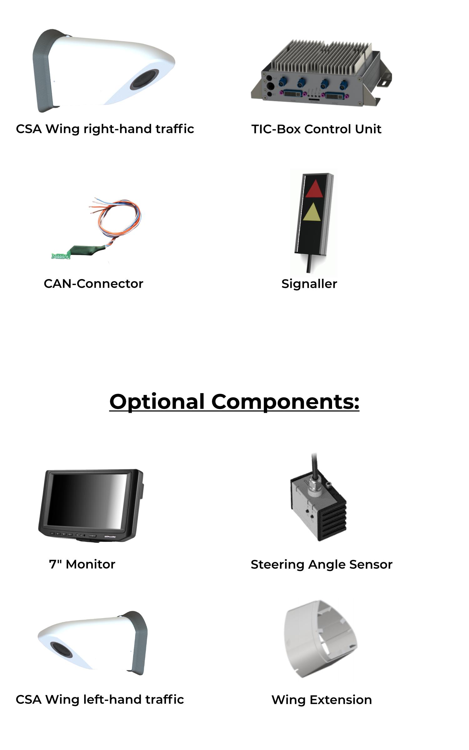 CSA Components