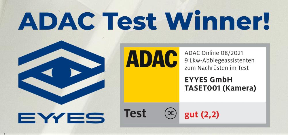 Testsieger des ADAC